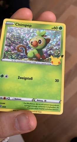 Ist die Pokemon Karte mehr wert?