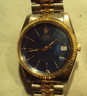 Rolex - (Mode, Uhr, Fake)