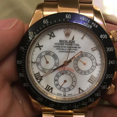 Echt rolex  - (Uhr, original, Rolex)