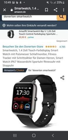 Ist die Smartwatch gut?