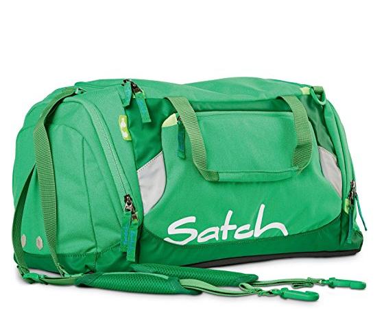 Ist die Sporttasche von Satch waschbar ?