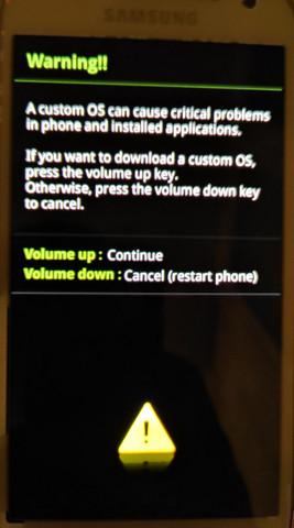Virus Auf Samsung Handy