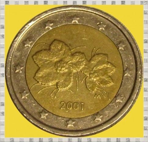Ist Diese 2 Euro Münze Selten Bzw Viel Wert Geld Sammeln