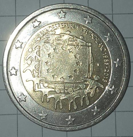 Ist Diese 2 Euro Münze Selten Oder Häufig Sammlerstueck 2euro