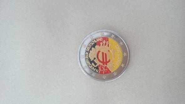 Ist Diese 2 Euro Münze Wertvoll Sammeln Münzen Sammler