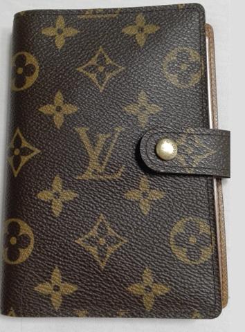 Louis Vuitton - (Fake, louis vuitton, Agenda Pm)