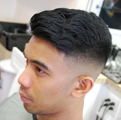 Bild 2  - (Haare, Mode, Frisur)