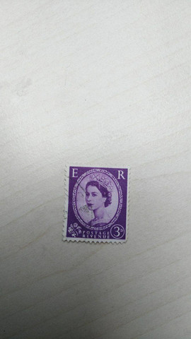 HIer:) - (Wert, Briefmarken)
