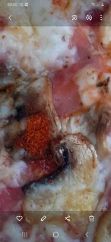 Ist diese chillimenge schädlich auf einer pizza?