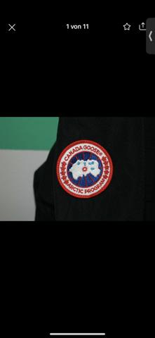Ist diese Chilliwack Canada Goose Jacke Original?