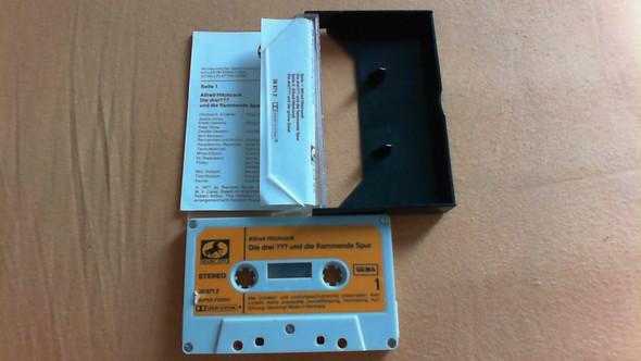 Rückseite+ kassette - (Verkauf, Wert, drei)