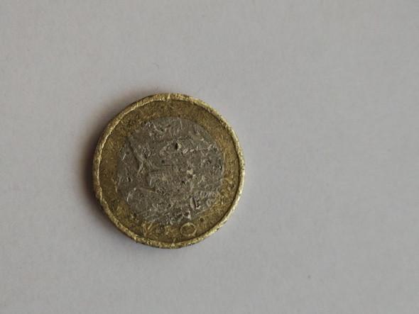 Ist Diese Fehlprägung Der 1 Euro Münze Etwas Wert Geld Münzen