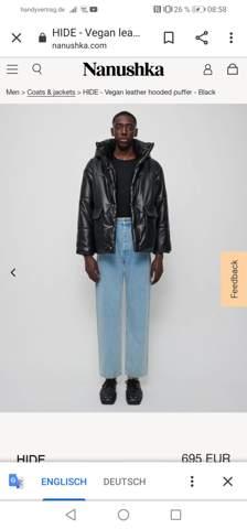 Ist diese Jacke Wasserfest?