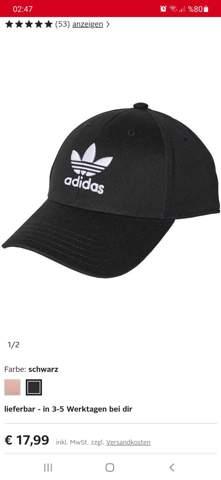 Ist diese Kappe eher was für große Köpfe?