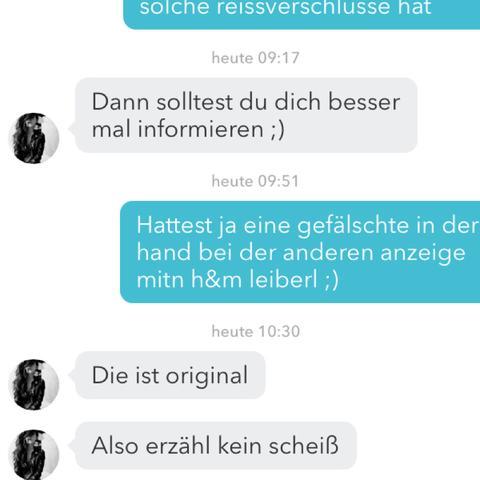 Chat  - (Tasche, Fake, Original)