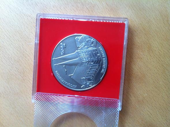 Ist Diese Münze Aus Echtem Silber Oder Neusilber Legierung