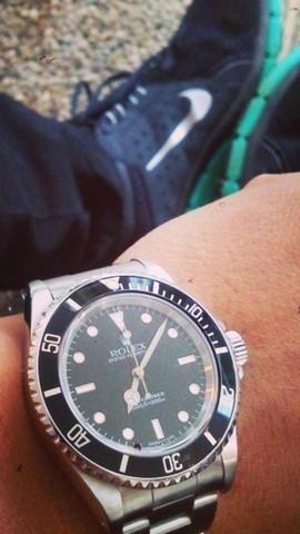 Bild 2 - (Uhr, Rolex)