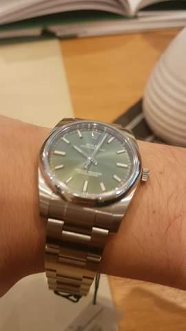 Ist diese Rolex Uhr echt oder fake?