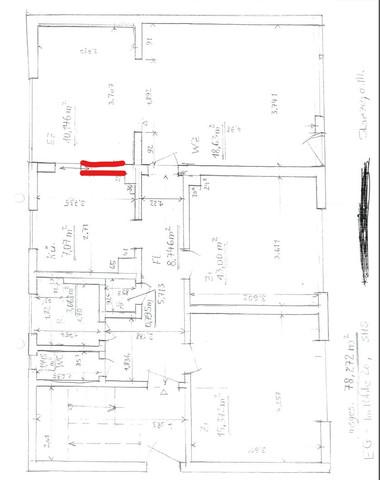 Ist diese rote wand tragend statik tragende wand tragwerksplanung - Tragende wand entfernen statik berechnen ...