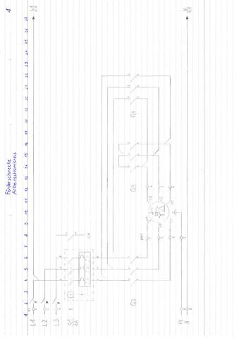 Arbeitsstromkreis - (Elektrik, Elektrotechnik, elektromotor)