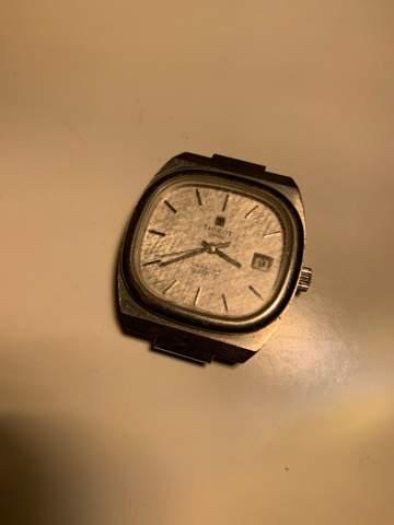 Ist diese Tissot Uhr echt (vintage)?