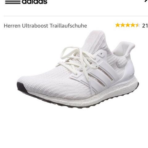 Ist dieser Adidas Ultraboost fake oder echt? (Amazon)