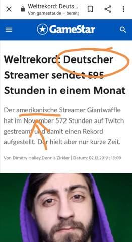 - (Internet, Fehler, Stream)