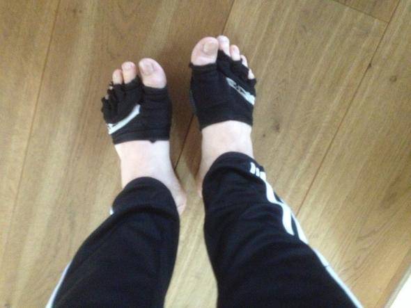 barfuss Mit Schutz - (Füße, joggen, laufen)