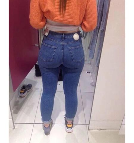 - (Mädchen, Instagram, Po)