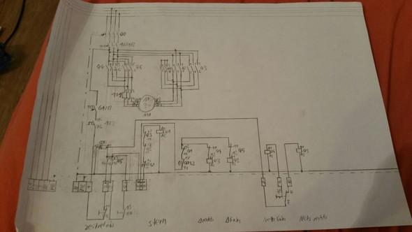 Ist dieser Stromlaufplan richtig(Sterndreiecksschaltung mit ...