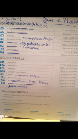 - (Sport und Fitness, Fitness, McFit)