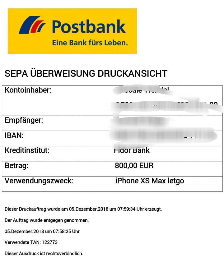 Geld Auf Konto Aber Nicht VerfГјgbar