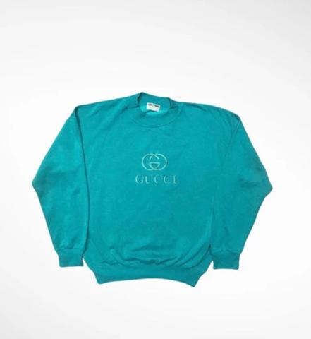 Ist dieser Vintage Gucci Sweater Fake (Logo)?
