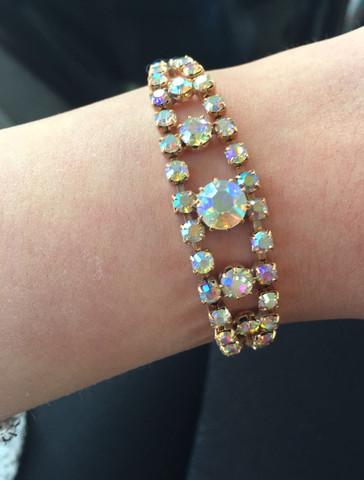 Um dieses Armband handelt es sich - (Schmuck, Juwelen, Wertstück)