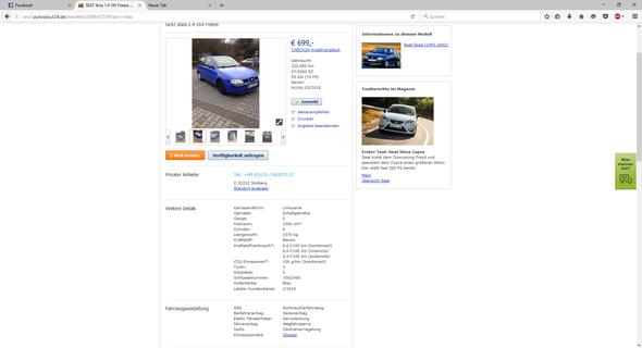 Das ist das Auto - (Auto, kaufen, uebergang)