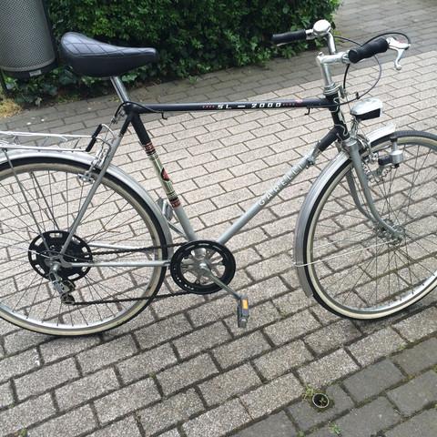 Ist dieses Fahrrad was wert?