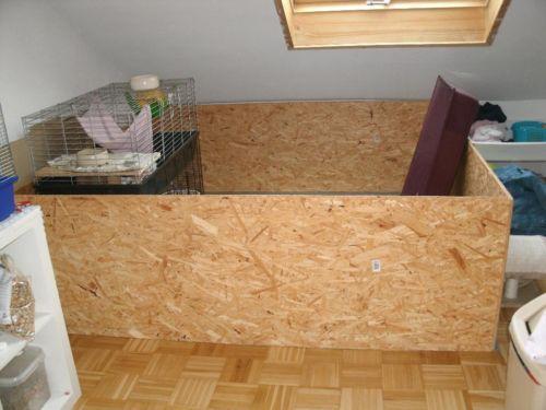 ist dieses innengehege f r 2 kaninchen okay gehege. Black Bedroom Furniture Sets. Home Design Ideas