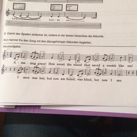 Dieses Lied meine ich - (Musik, Noten, Tonart)