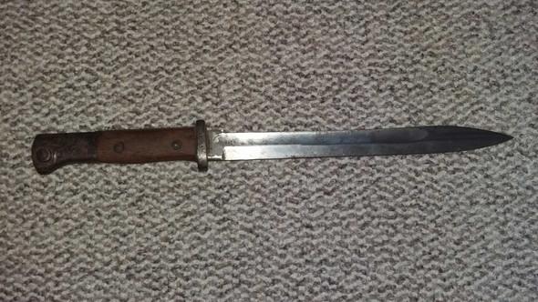 Ist Dieses Messer Aus Dem 2 Weltkrieg Waffen