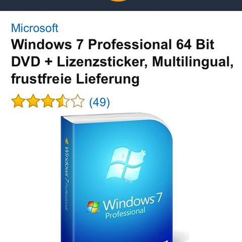 Preis 34€ - (Computer, Windows, Microsoft)