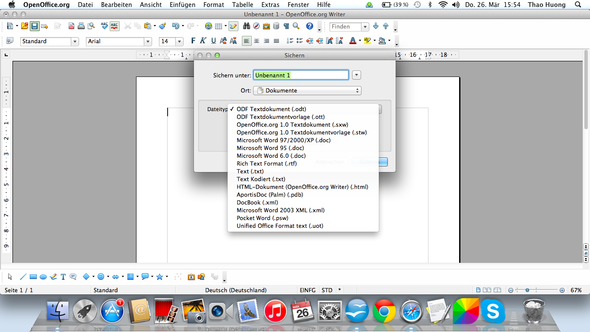 Die 3 .doc Dateien, welche kann ich für WORD 2007 nehmen? - (Word, OpenOffice, Dateityp)