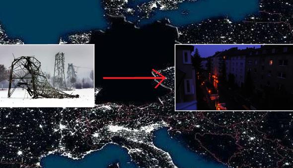 ist ein blackout dieses jahr warscheinlich?