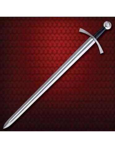 Ist ein Katana Eigl wie ein normales geradliniges Schwert und würden Zweikämpfe bei beiden, wenn man will, im gleichen Gewicht natürlich exakt gleich aussehen?