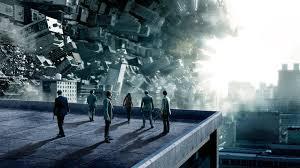 Traum artwork - (Traum, Science Fiction, Inception)