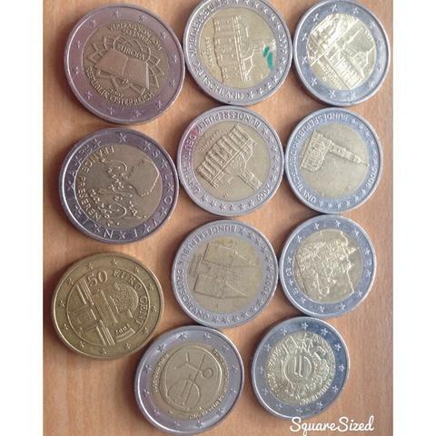 Ist Eine Dieser Münzen Mehr Wert Als 2 Geld Euro Wertvoll