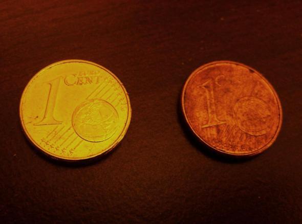 1 CENT - (Geld, sammeln, Münzen)