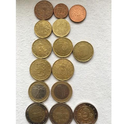 Ist Einer Dieser Münzen Wertvoll Euro Cent