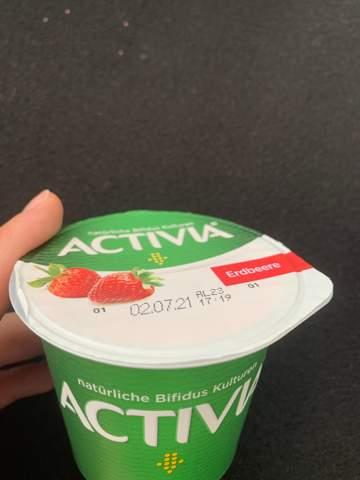 Ist Erdbeer Joghurt gesund?