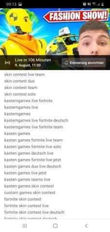 Ist es auf YouTube legal?