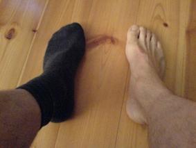 - (Männer, Fußpflege)